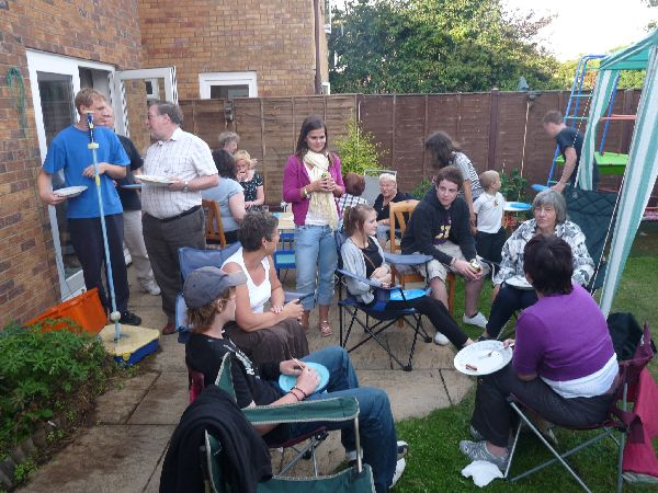 Westlea Church Barbecue 2009